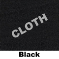 24/7 Heavy Duty Chair color option - Black Cloth