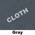 24/7 Heavy Duty Chair color option - Gray Cloth
