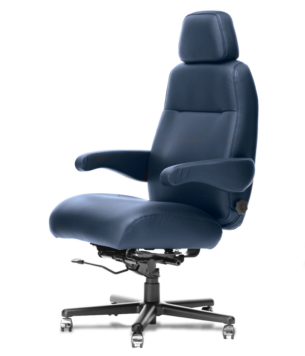 The Henry is truly a lifetime 24/7 intensive use chair